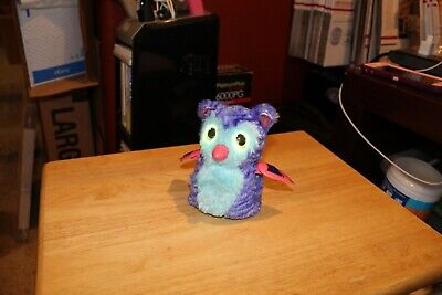 Hatchimals Fabula Forest Tigrette Hatched Blue Purple Pink