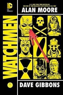 NEW Watchmen By Dave Gibbons Paperback Free Shipping