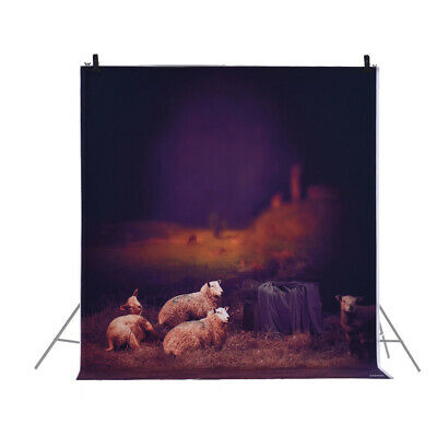 Andoer 1.5 * 2m/4.9 * 6.5ft Photography Background Backdrop Computer D6Z6