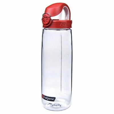 f4fb729cb0 NALGENE ON THE Fly Water Bottle Kids Pink with Beet Cap - $13.01 ...