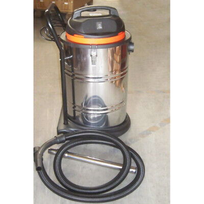 PA 110V 60L Electric Industrial Vacuum Cleaner 1400W For Factory Garage Cleaning