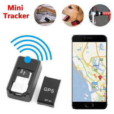 US Magnetic Mini Car GPS Tracker Real Time Tracking Locator Device Voice Record