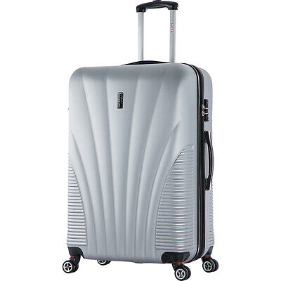 "inUSA Luggage Chicago Collection 29"" Lightweight Hardside Checked NEW"