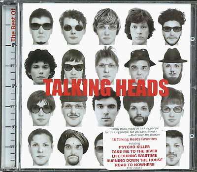 Talking Heads - The Best Of/ Cd