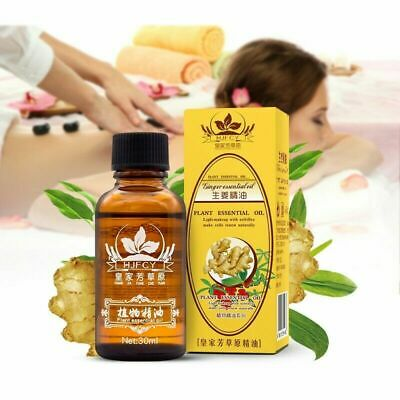 100% PURE Plant Therapy Lymphatic Drainage Ginger Oil | High Quality |