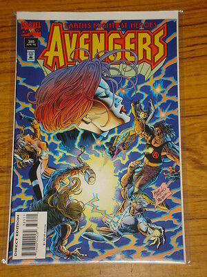 Avengers #385 Vol1 Marvel Comics Scarce April 1995