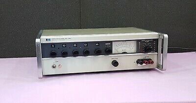 HP 4204A OSCILLATOR 10Hz - 1MHz option: 001 included
