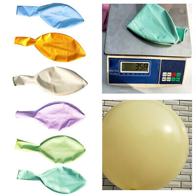 36 inch 90cm - Large Giant Oval Latex Big Balloon - Wedding Party Decoration