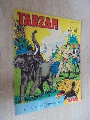 EO Collection Tarzan ( Mondiales )  N° 29  de 1967