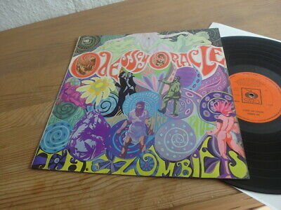 The Zombies - Odessey & Oracle - UK 1968 1st *MONO* Press CBS LP Psych Beat