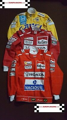Ayrton Senna jacket (fan design ! ) price is per piece in every wish size !