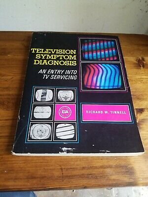 Television Sympton Diagnosis  an entry into TV serving  Richard W, Tinnell  1976