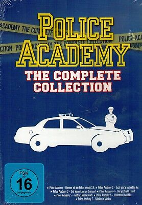 DVD-BOX NEU/OVP - Police Academy - The Complete Collection