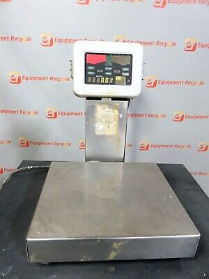 Weigh-Tronix Inc NCI 3720 Bench Scale Digital Over-Under Tabletop Free Shipping