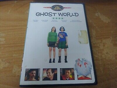 Ghost World Thora Birch Scarlett Johansson Brad Renfro Dvd Movie Film Disc Mgm R