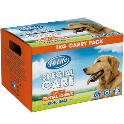 Hilife Special Care Daily Dental Dog Chews (VP9517)