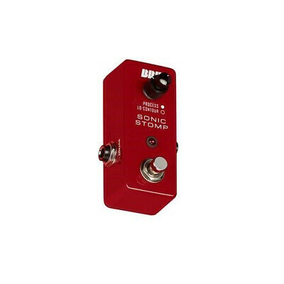 BBE Mini Sonic Stomp Maximizer Guitar Effects Pedal MS92 FREE SHIPPING