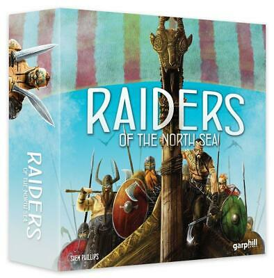 Garphill Games Boardgame Raiders of the North Sea Box SW
