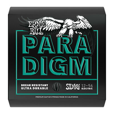 Ernie Ball P02026 Paradigm 12-56 Not Even Slinky Electric Guitar Strings - New