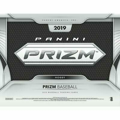 2019 Panini Prizm Baseball Insert Singles Pick Your Cards/ Lot/Complete Your Set