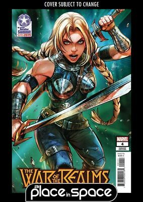 War Of The Realms #4H - Retailer Summit Variant (Wk20)