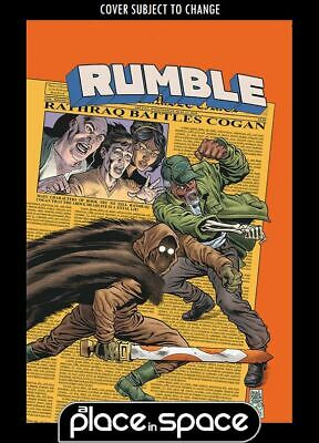 Rumble, Vol. 2 #12B (Wk21)
