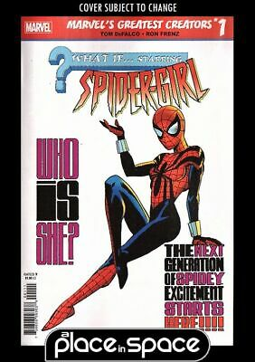 True Believers: What If Spider-Girl? #1 (Wk21)