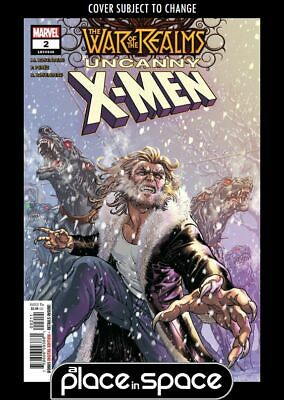 War Of The Realms: Uncanny X-Men #2A (Wk21)