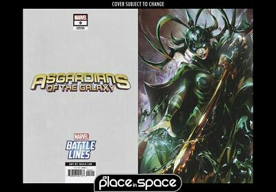 Asgardians Of The Galaxy #9B - Battle Lines Variant (Wk21)