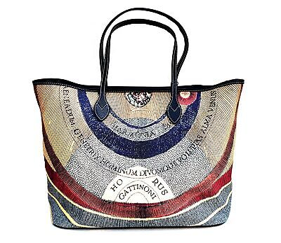 a4f118e4ce Borsa Donna Gattinoni Planetarium Classic Shopping Large Bag Multicolor