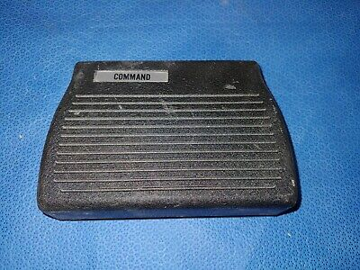 Teledyne Hanau COMMAND Foot Control On/Off Footswitch Foot Pedal