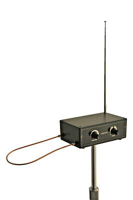 Theremin Loop Rod PITCH VOLUME PV-1 theremaniac AC and BATTERY Very Portable!
