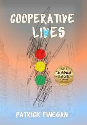 Cooperative Lives by Patrick T. Finegan (English) Hardcover Book Free Shipping!