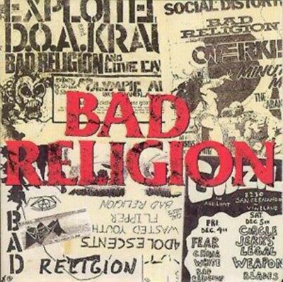 Bad Religion - All Ages NEW CD