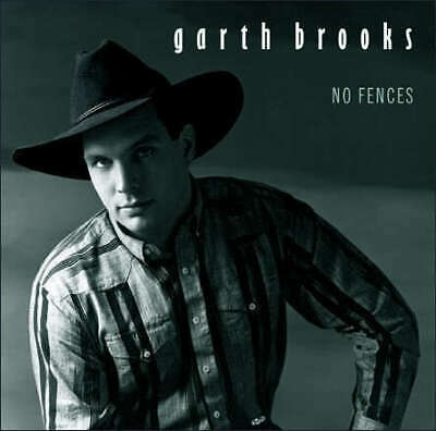 Garth Brooks (No Fences - Remastered Cd Sealed + Free Post)