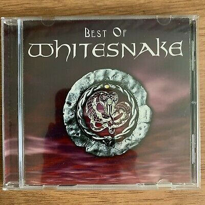 Best Of Whitesnake CD Rock Pop