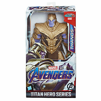 Marvel Avengers: Endgame Titan Hero Series Thanos 12-Inch Action Figure