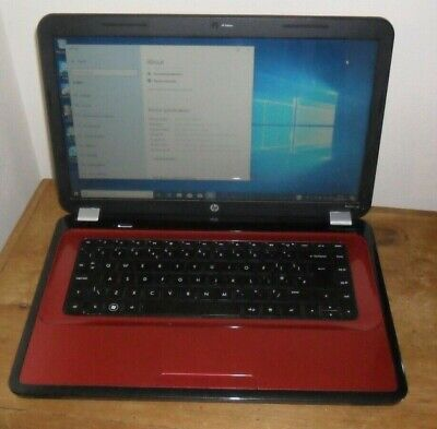 "HP PAVILION G6-1130sa, 15.6"",  AMD E-350 @ 1.6OGHZ, 500GB, 4GB. LAPTOP.  WORKING"