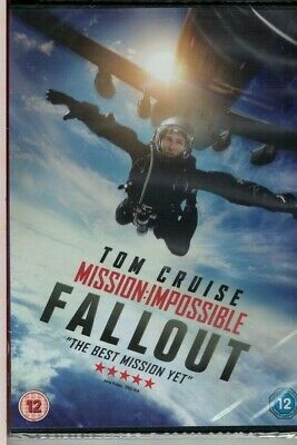 Mission Impossible Fallout (Tom Cruise) Brand New Sealed