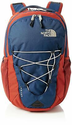 The North Face Jester Backpack - Shady Blue/Gingerbread