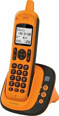 Motorola XT801 DECT Connect to Cell Rugged Waterproof Caller ID Cordless Phone