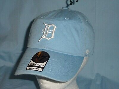 competitive price f90f5 99289 DETROIT TIGERS Clean Up style CAP HAT  47 Brand Womens OSFA size NWT  28