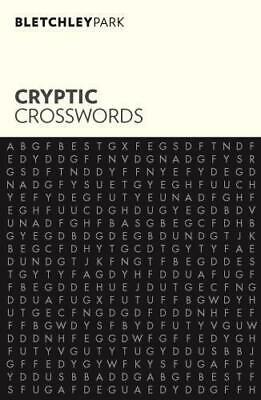 Bletchley Park Cryptic Crosswords, Arcturus Publishing, Good Condition Book, ISB