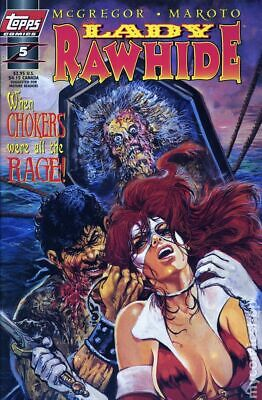 Lady Rawhide (2nd Series) #5 1997 VF Stock Image