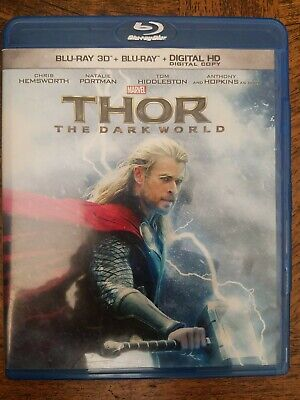 Thor: The Dark World (Blu-ray Disc Only, 2014) just what is in photos