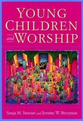 NEW Young Children and Worship By Sonja M. Stewart Paperback Free Shipping
