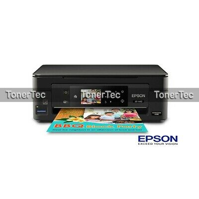 Epson Expression Home XP440 3in1 Wireless Photo Inkjet Printer+AirPrint #288 Ink