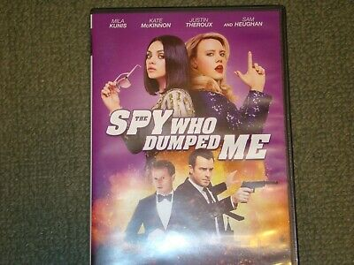 The Spy Who Dumped Me  ( DVD )