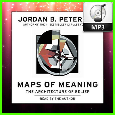 Maps of Meaning by Jordan B Peterson Audiobook