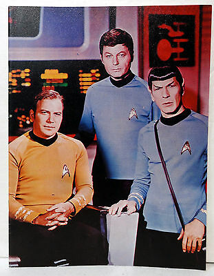 Star Trek International Convention Program Book 1975 Star Trek